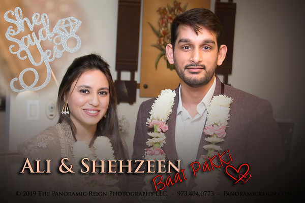 Ali & Shehzeen - Baat Pakki