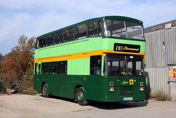 Volvo B10M-50 Citybus / East Lancs