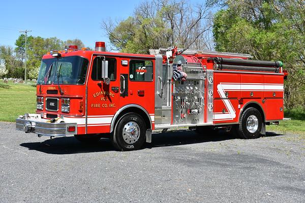 Company 15 - Edinburg Fire Company