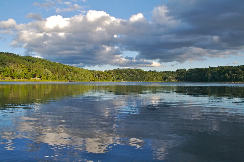 Perch Lake... Homestead Parklands County Park... St. Croix County Wisconsin