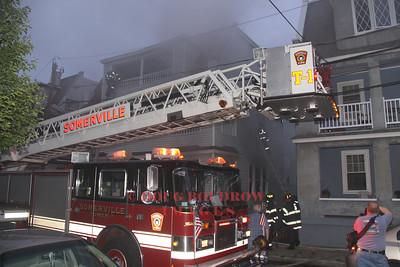 Somerville, MA - 2nd Alarm, 14 Magnus Ave, 6-10-09
