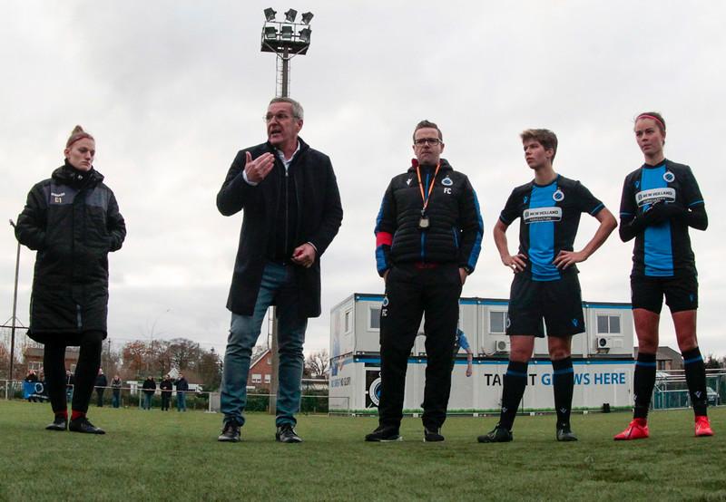 Club Brugge - RSC Anderlecht