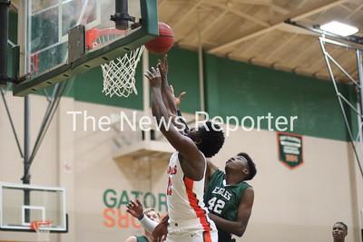 ECHS vs. Thomas Academy basketball