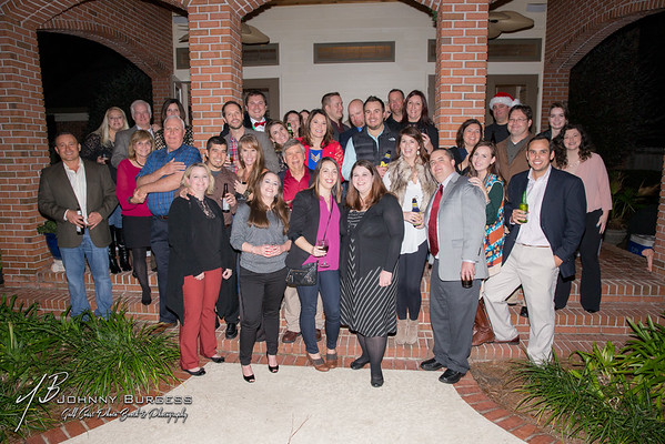 West Florida Anesthesia Christmas Party