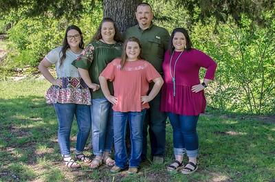 Cobb Family |  Spring 2019