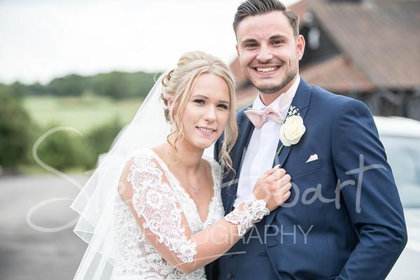 The wedding of Charlotte & Dan