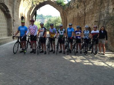Ride Across Italy