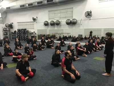 Combat Self Defence Pre Grading Course November 2018