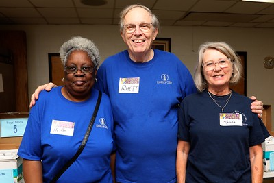 Hands of Christ Distribution Day