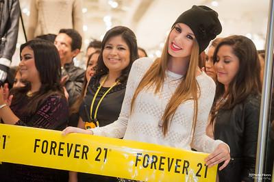 Forever 21 Lanzamiento