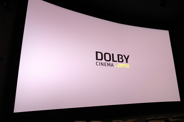 THEATRE 8 Dolby Cinema