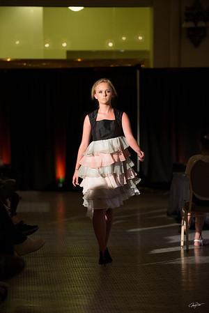 RAW couture Fashion show -Coreena