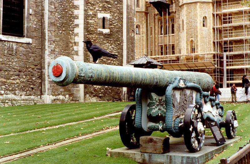 Bird on a Cannon