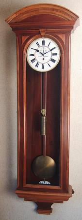 VR-386 - 5-week Duration Vienna Regulator in an Exceptional Case by Johann Tyrychter in Wien