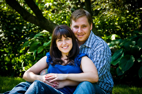 Jennifer and James-Engagement