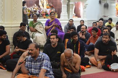 Mandala Pooja - Vibhuti Seva