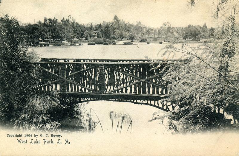 West Lake Park Bridge