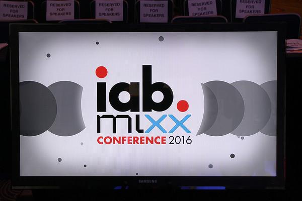 IAB Mixx Conference 2016