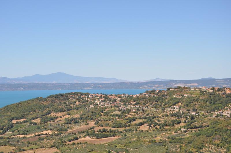 View of Bolsena