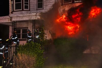 Dwelling Fire - Mount Prospect Ave, Newark, NJ - 6/30/19