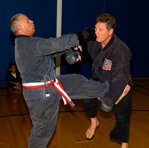 Orlando Goju Karate Summer Training, Aug, 2016