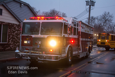 12/09/2019, MVC with Entrapment, Millville City, Cumberland County NJ,  E. Main St. and Buck St.