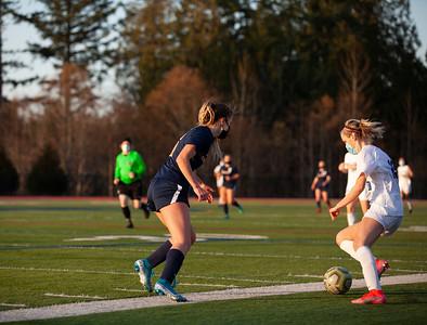 Girls Varsity Soccer vs. Seattle Prep