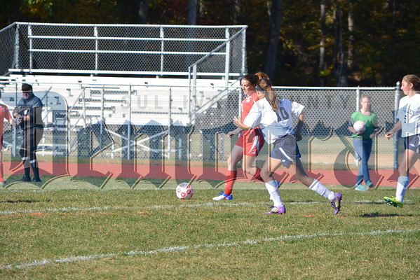 Liberty vs Tri-Valley Girls Soccer