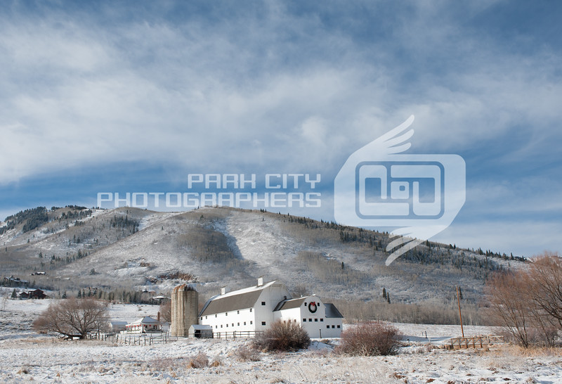 Winter in Park City