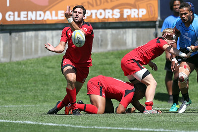 Canada Maple Leafs Rugby Men 2017 Rugbytown 7's
