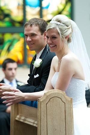 Courtney and Tim Wedding