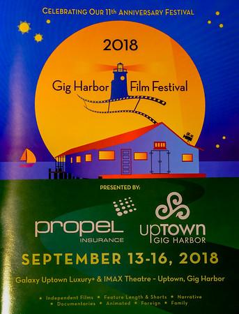Gig Harbor Film Festival ~ 2018