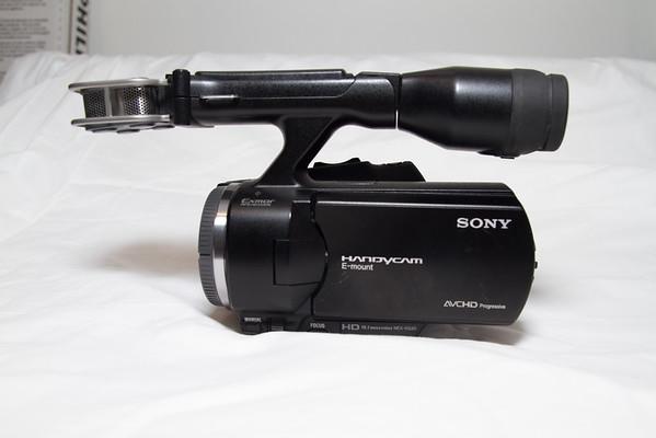 Sony  VG30 Camera