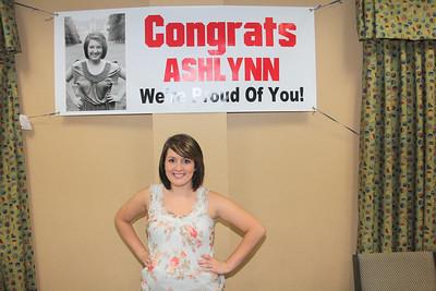 Ashlynn Surprise Party