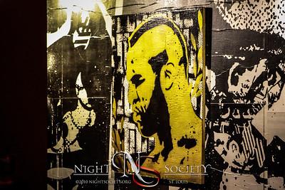 Gentleman Jack Presents Art Beats & Lyrics at NEO 12-14-2012