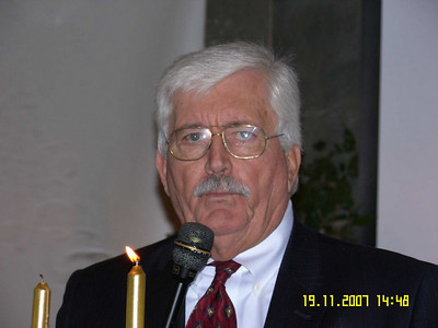 2008 Don Kirkwood, President of the Experience Unlimited Anaheim Chapter