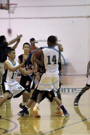 University Intermediate Boys Basketball - Iol 12-18-13