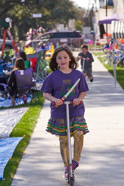Uptown Parade Feb. 24, 2020