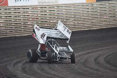 2019-06-14 World of Outlaws @ Knoxville Raceway