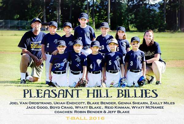 Pleasant Hill Billies