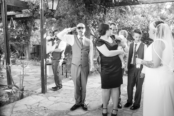 Mike & Jess Tuffin Wedding