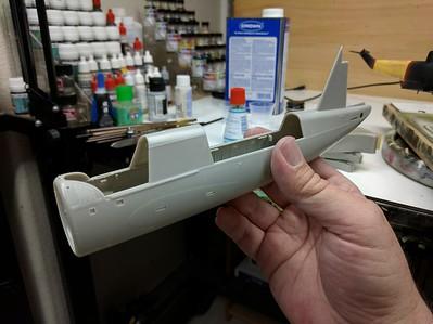 1/32 Kitty Hawk OS2U Kingfisher