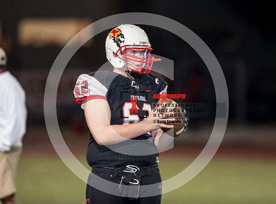 Football 2015 Chaparral vs Highland