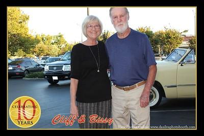Cliff & Bissy 1 year Anniversary