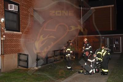 North Babylon Fire Co. Signal 13  Deer Park Ave. (Marion G.Vedder Elementary School) 3/24/21