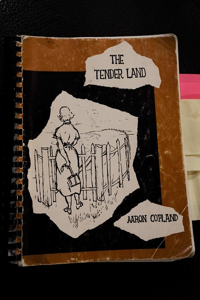 The Tender Land 2017