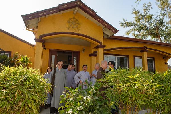 2017 Oct 18 Thay Phap Hoa at Thien Tinh Dao Trang