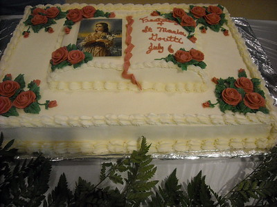 Feast of St. Maria Goretti 2008