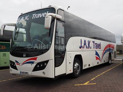 Blackpool Coach Parks 21-08-2016