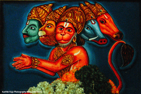 Tirupati, Mantralayam, Andhra Pradesh